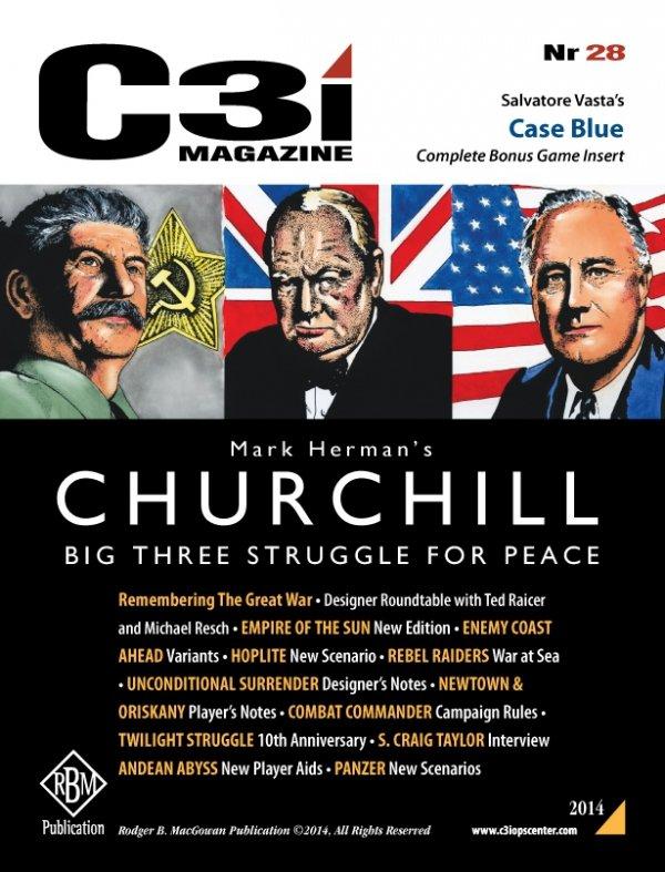 C3i Magazine Issue #28 Case Blue