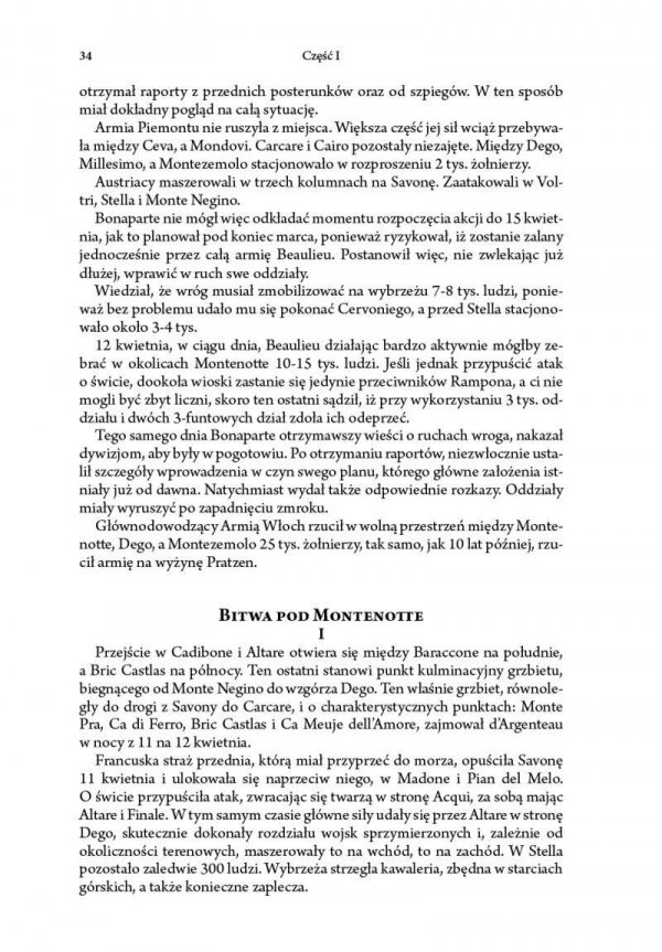 Studia nad kampanią 1796-1797 we Włoszech