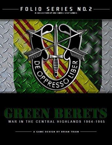 Folio Series No. 2: Green Beret
