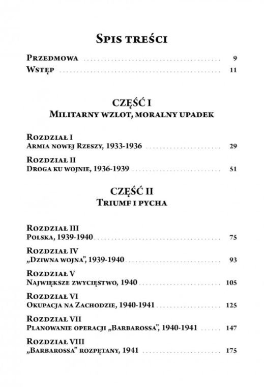 Żołnierze Hitlera. Armia niemiecka w Trzeciej Rzeszy