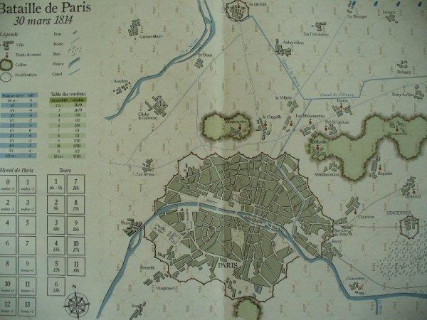 VaeVictis no. 114 La Bataille de Paris 1814