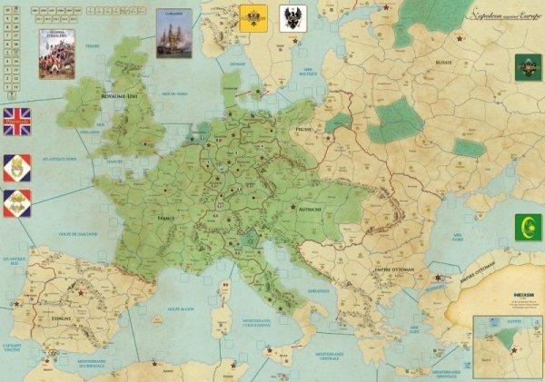 Napoleon against Europe 2nd ed.