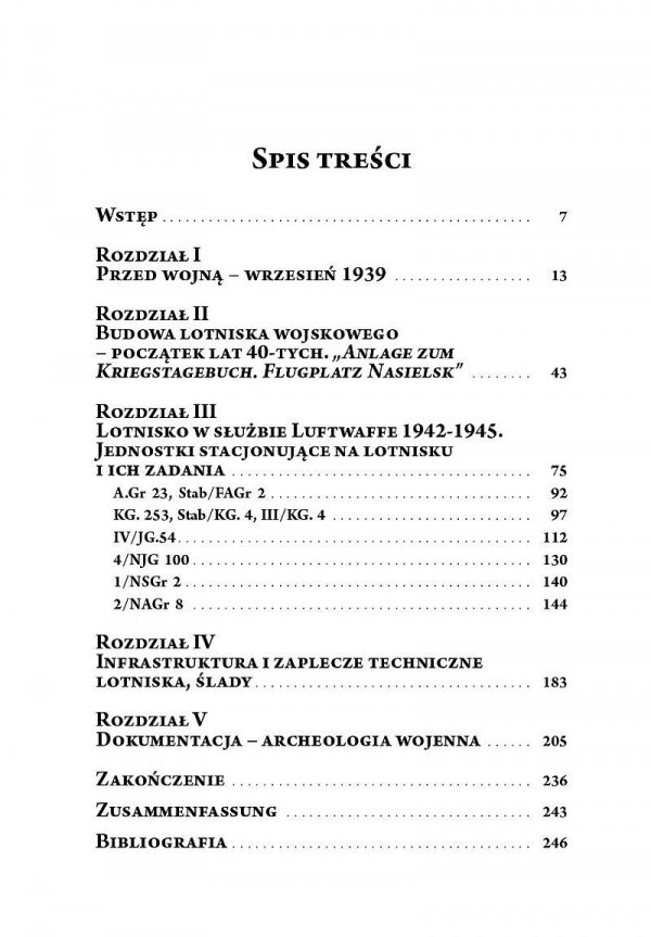 """""""Anlage"""" nieznana historia lotniska w Chrcynnie"""