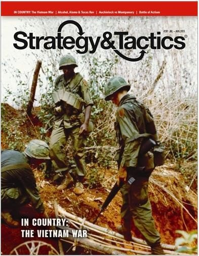 Strategy & Tactics #281 SE In Country: Vietnam