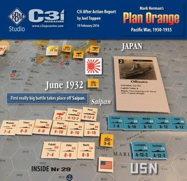 C3i Magazine Issue #29 - Plan Orange