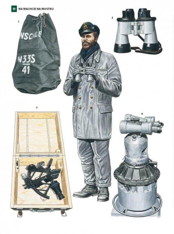 """""""Szary Wilk"""" – członek załogi U-Boota w latach II wojny światowej"""