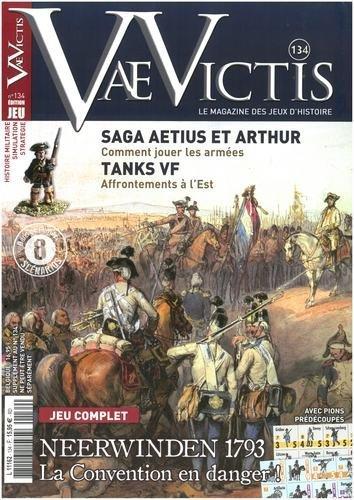 VaeVictis no. 134 Neerwinden 1793