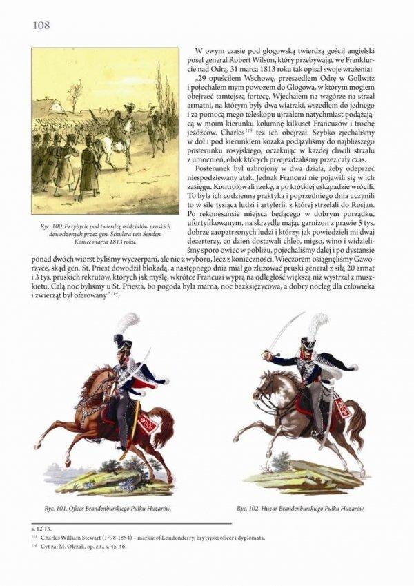 TWIERDZA GŁOGÓW Czasy wojen napoleońskich 1806-1814