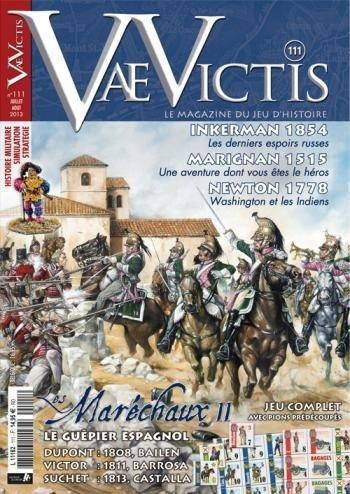 VaeVictis no. 111 Les Maréchaux II: Dupont 1808 - Victor 1811 - Suchet 1813