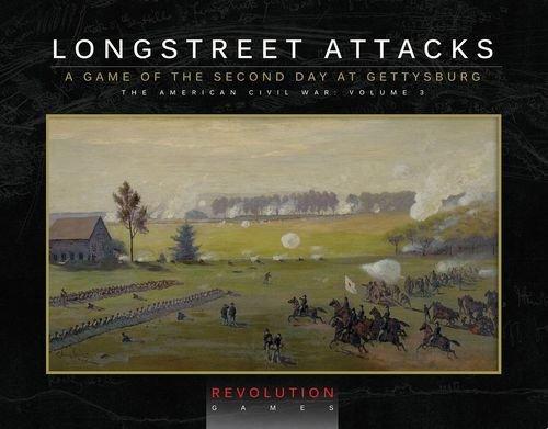 Longstreet Attacks (ziplock)