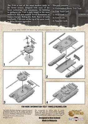 TANKS: The Modern Age - T-64 Exp.