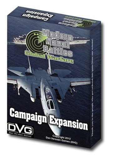 Modern Naval Battles - Campaign Expansion