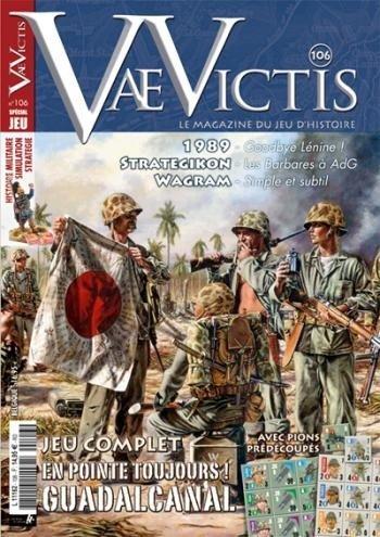 VaeVictis no. 106 Guadalcanal