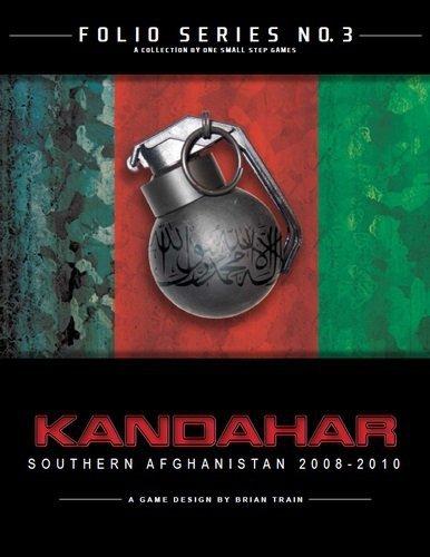 Folio Series No. 3: Kandahar