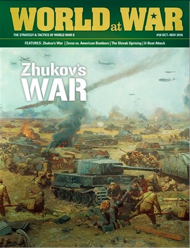 World at War #50 SE Zuhkov's War