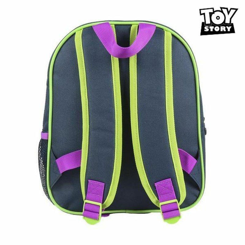 Plecak dziecięcy 3D Toy Story Granatowy