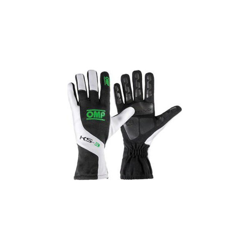 Rękawiczki do jazdy dla dzieci OMP MY2018 Czarny