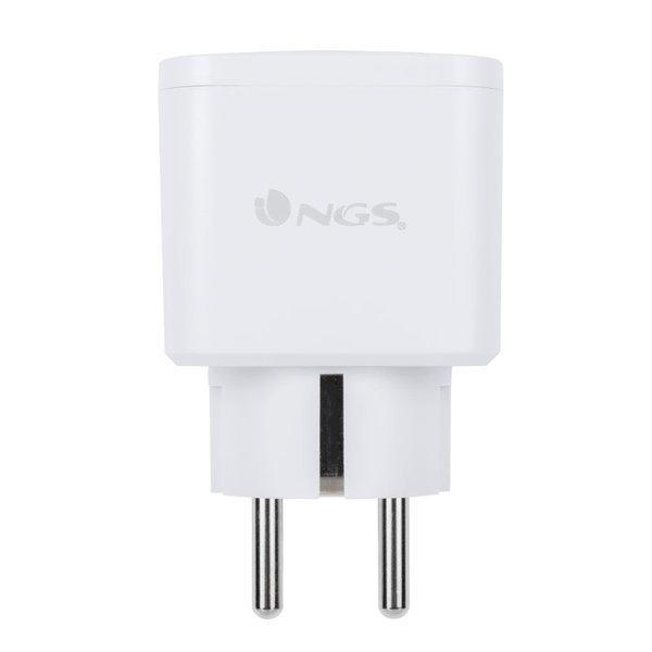 Inteligentny kontakt NGS Loop Track Duo 16W Biały (2 pcs)