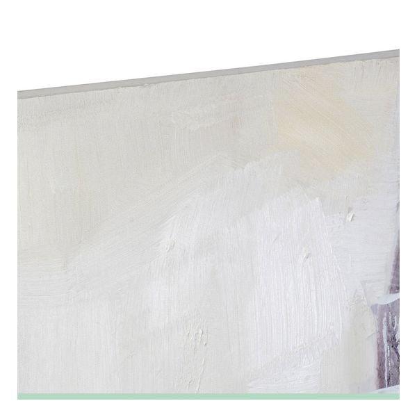 Obraz DKD Home Decor New York Kvety Wielokolorowy (2 pcs) (90 x 3 x 120 cm)