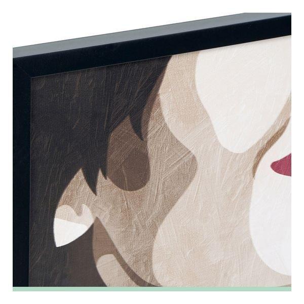 Obraz DKD Home Decor Kobieta Pomadki (2 pcs) (73 x 3 x 73 cm)