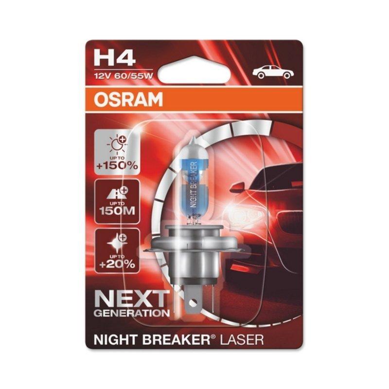 Automotive Bulb Osram 64193NL H4 12V 60/55W 3900K