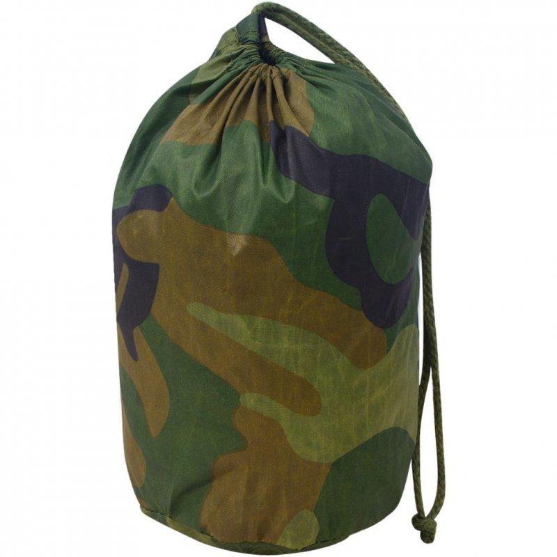 Siatka maskująca z torbą do przechowywania, 1,5 x 4 m