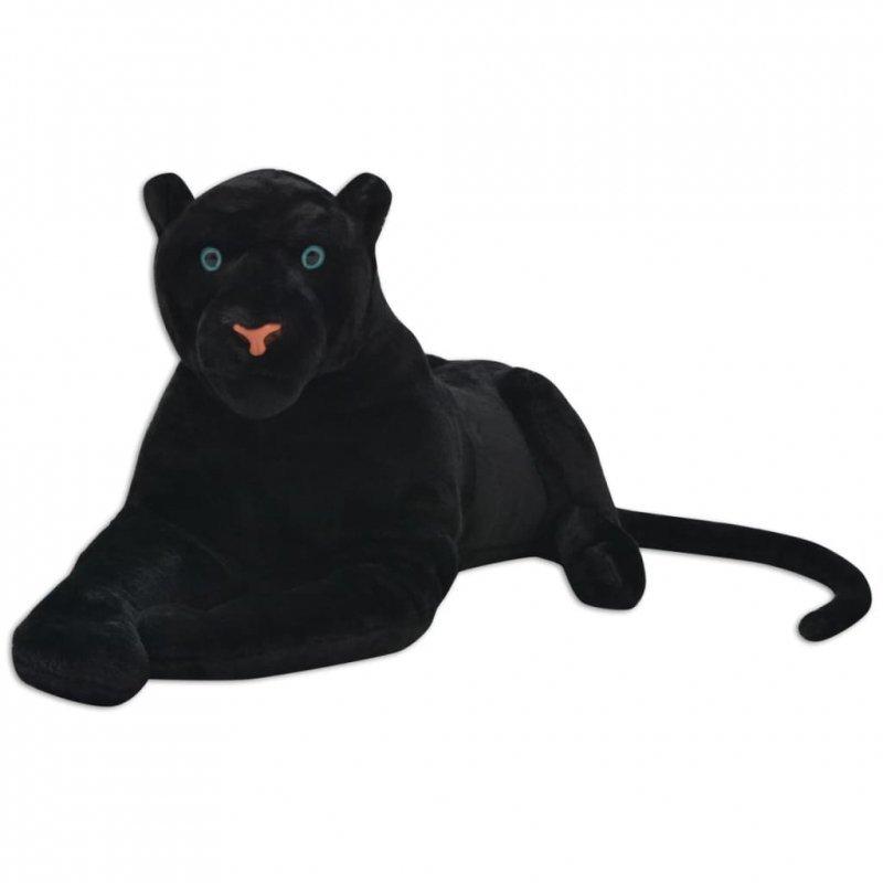 Pluszowa pantera XXL czarna