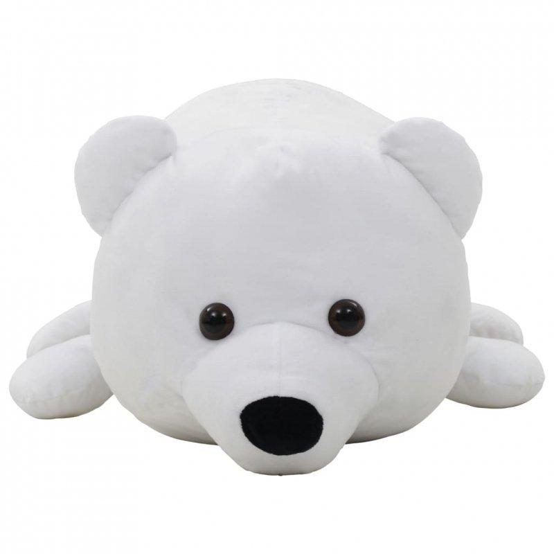 Pluszowy miś polarny przytulanka, biały