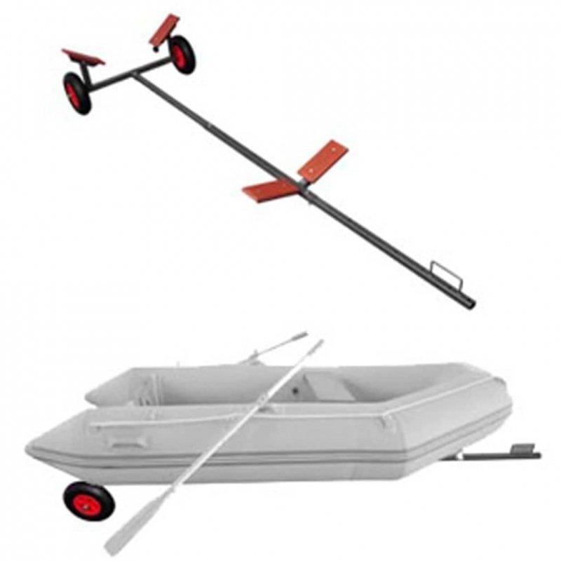 Wózek do łódek o udźwigu maksymalnym 160 kg