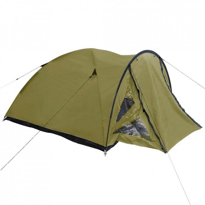 Namiot 3-osobowy, zielony