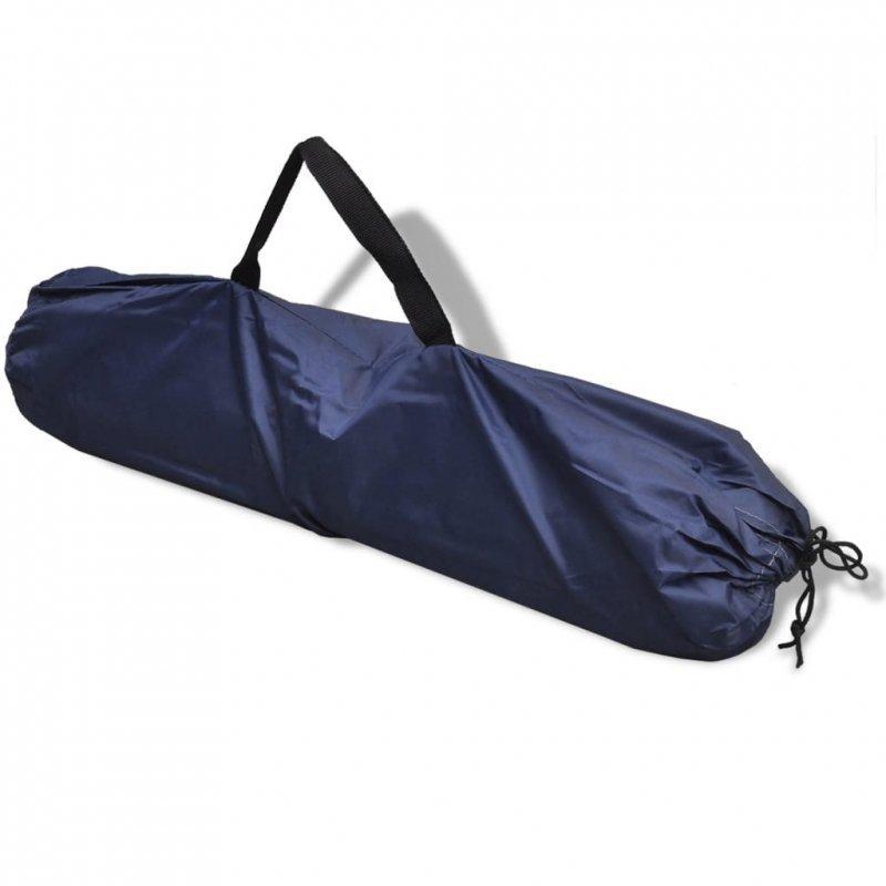Namiot prysznic/WC/przebieralnia, niebieski