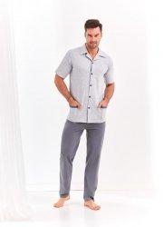 Piżama Taro Felix 2391 kr/r 2XL-3XL  L'20 męska
