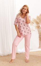 Piżama Taro Lidia 2465 kr/r Lidia 2XL-4XL Z'20