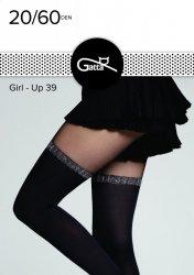 Rajstopy Gatta Girl-Up wz.39 20/60 den