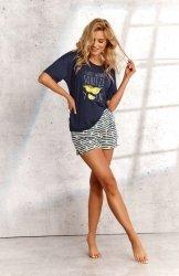 Piżama Taro Lemon 2495 kr/r S-XL Wiskoza L'21