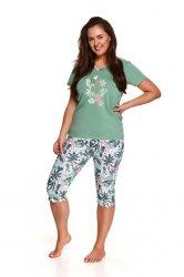 Piżama Taro Donata 2186 kr/r 2XL-3XL L'21 Coton&Lycra