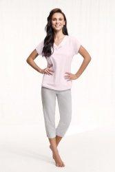 Piżama Luna 603 kr/r 4XL