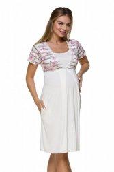 Koszula do karmienia i na ciąże Lupoline 3121 K