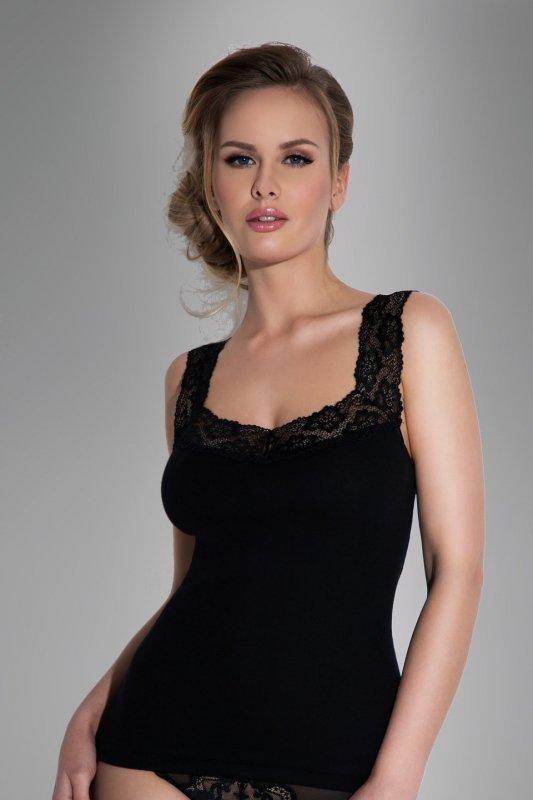 Koszulka Eldar Arietta czarna 2XL-3XL
