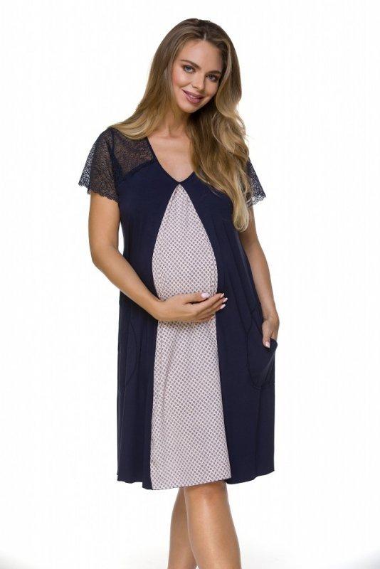 Koszula ciążowa i do karmienia 3118