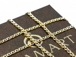 Łańcuszek GUCCI 2,2mm  50cm złoto 585 14cT