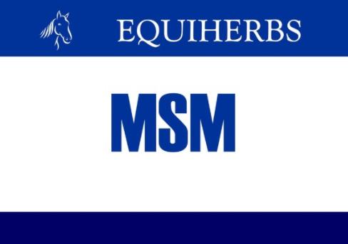 MSM  EQUIHERBS