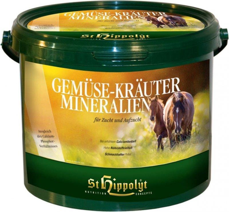 Gemuse Krauter Mineralien – witaminy 10 kg  St. Hippolyt