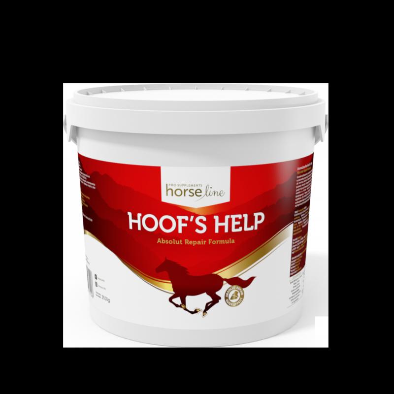 HorseLinePRO Hoof's Help  3500g proszek