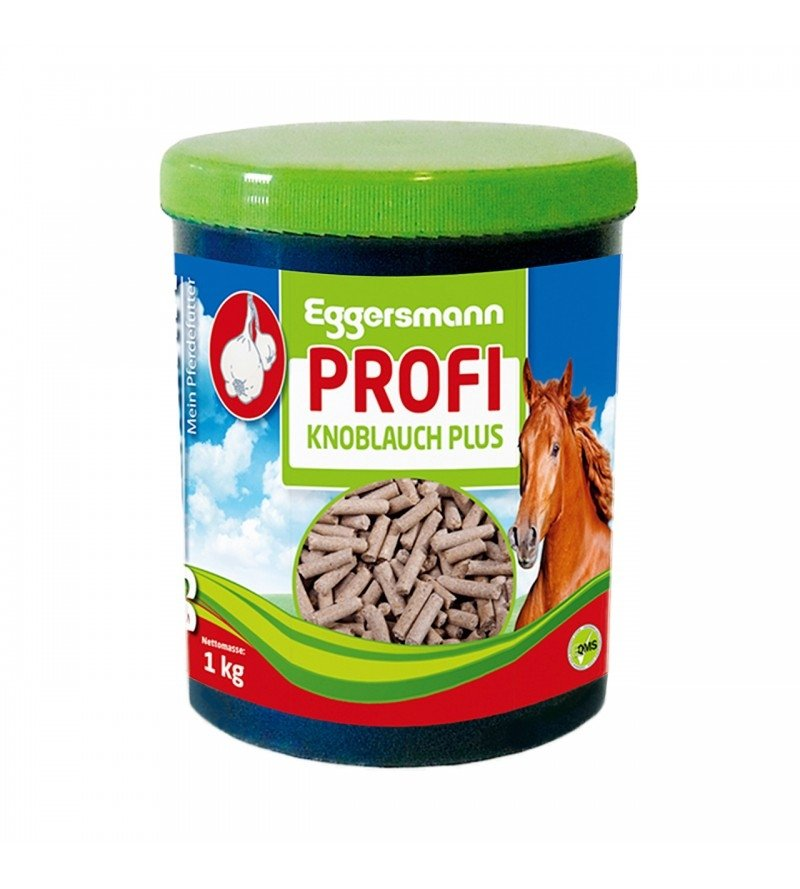 Profi Knoblauch Plus- czosnek w formie pelletu 4kg  Eggersmann