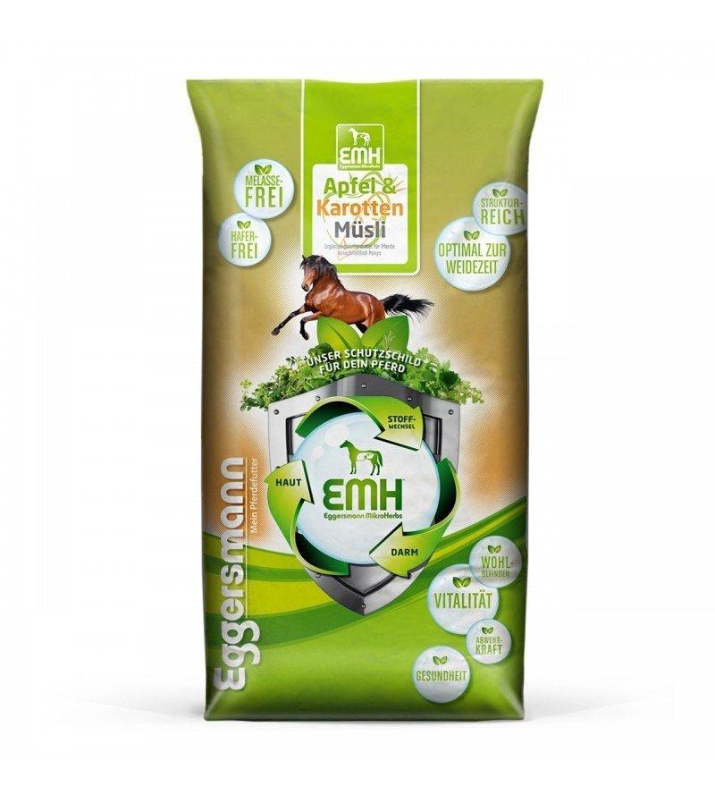 EMH Apfel & Karotten Musli 15kg  Eggersmann
