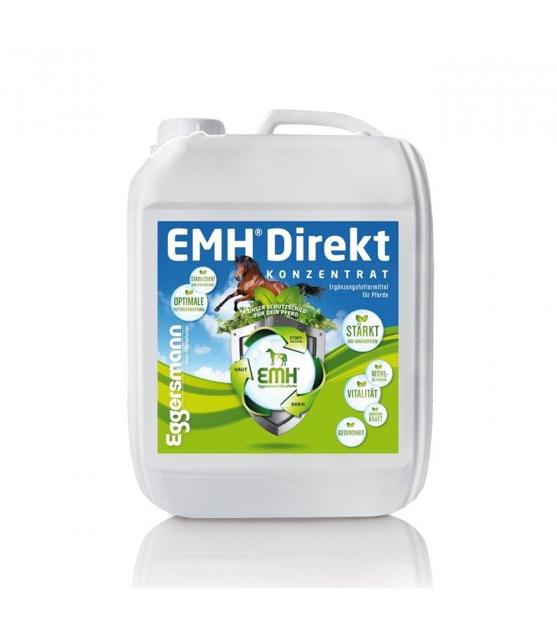 EMH Direkt- naturalny prebiotyk ze sfermentowanych ziół 1l  Eggersmann