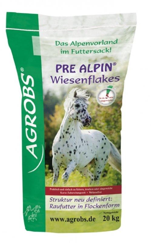 PreAlpin Wiesenflakes 20 kg  AGROBS