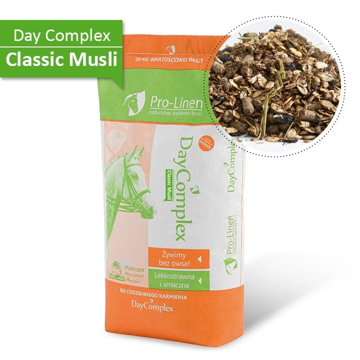 DAY COMPLEX CLASSIC MUSLI 20kg Pro-linen