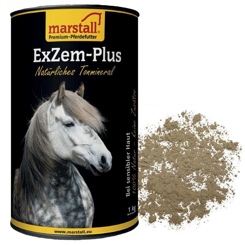 EXZEM-PLUS dla koni ze skłonnościami do alergii skórnych i letnich egzem 1kg Marstall